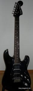 Squier Stratocaster B&C HSS